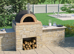 How to Build Pizza Oven in Garden - DIY in 6 Easy Steps