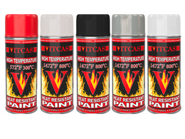 Heat Resistant Paints - Types and Applications