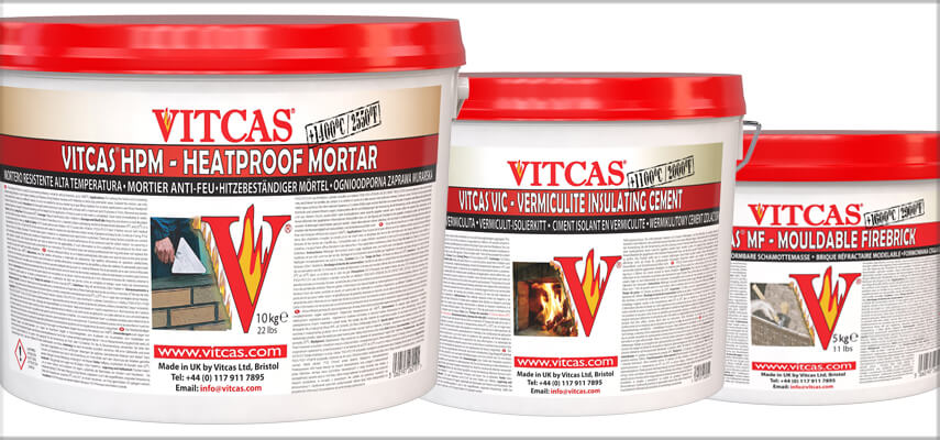 Heatproof Mortars & Cements