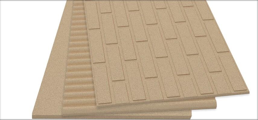 Vermiculite Boards