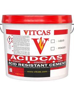 Acid Resistant Concrete-25kg+Liquid - VITCAS