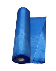 Blue Acrylic Coated 2 Sides Fibreglass Cloth - VITCAS