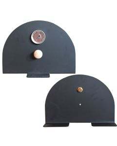 Outdoor Oven - Freestanding Metal Door - VITCAS
