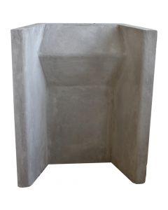 Heat Resistant Concrete Fireback - VITCAS