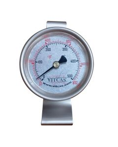 Freestanding Oven Thermometer 0°C - 500°C - VITCAS