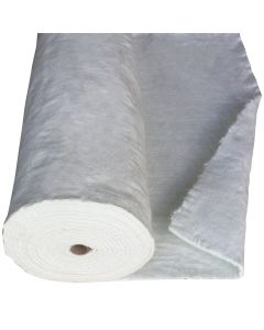 GLASS NEEDLED FELT 1000mmX10mm(550 C)-per metre - VITCAS