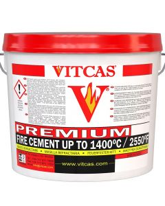 PREMIUM Fire Cement 25KG - VITCAS