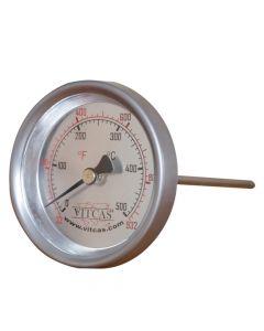 Probe-Oven Thermometer 0°C - 500°C - VITCAS