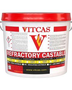 Vitcas Refractory Castable Grade 1600-Refractory Concrete - VITCAS