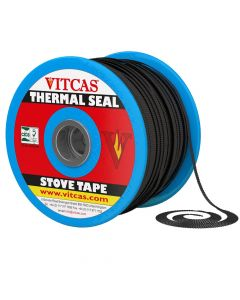 Tape Black Self Adhesive - VITCAS