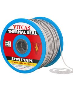 Thermal Tape Self Adhesive - White - VITCAS