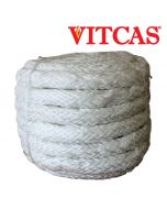Ceramic Fiber Rope Lagging - VITCAS