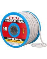 Fire Rope White Soft - VITCAS