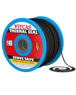 Tape Black Self Adhesive - VITCAS