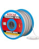 Thermal Tape Self Adhesive - White - VITCAS